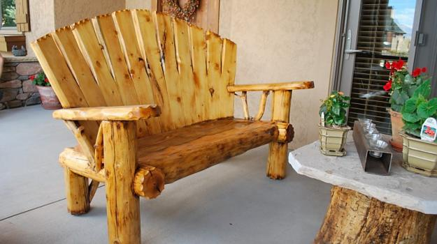 Log Wood Furniture