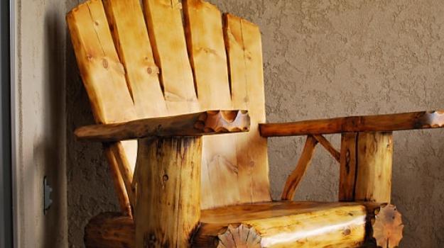 Log Wood Furniture